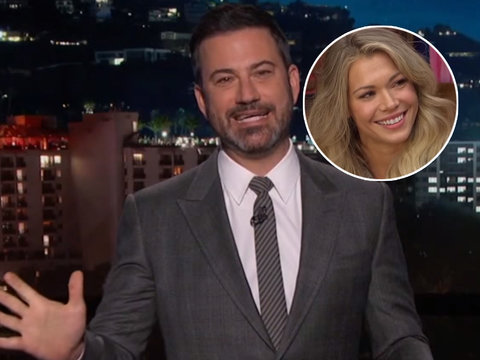 Jimmy Kimmel Compares 'Bachelor' Villain Krystal to Chewbacca
