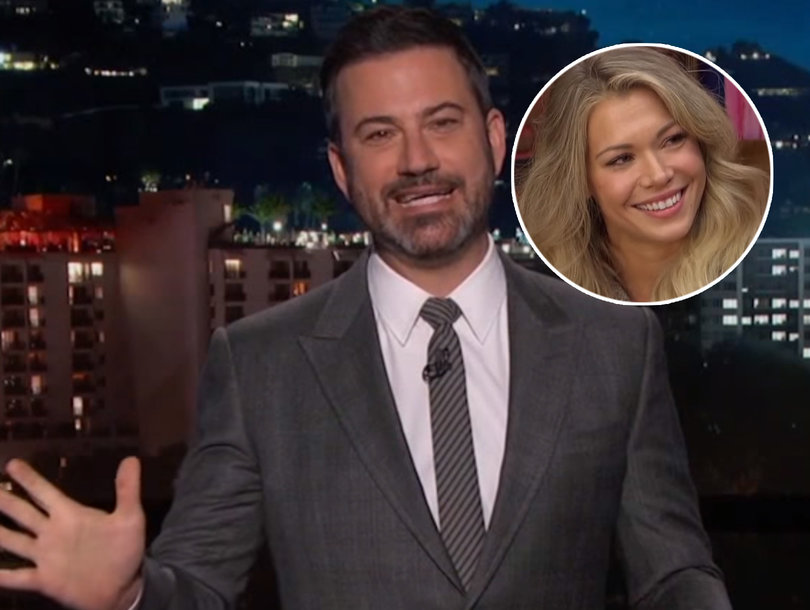 Jimmy Kimmel Compares 'Bachelor' Villain Krystal to Chewbacca in Farewell to Her 'Annoying Sounds'
