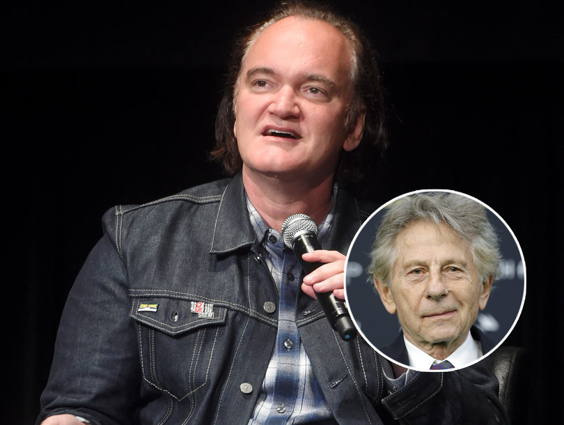 Quentin Tarantino Once Argued Roman Polanski Didn't Rape 13-Year-Old Victim Because She 'Wanted to Have It'