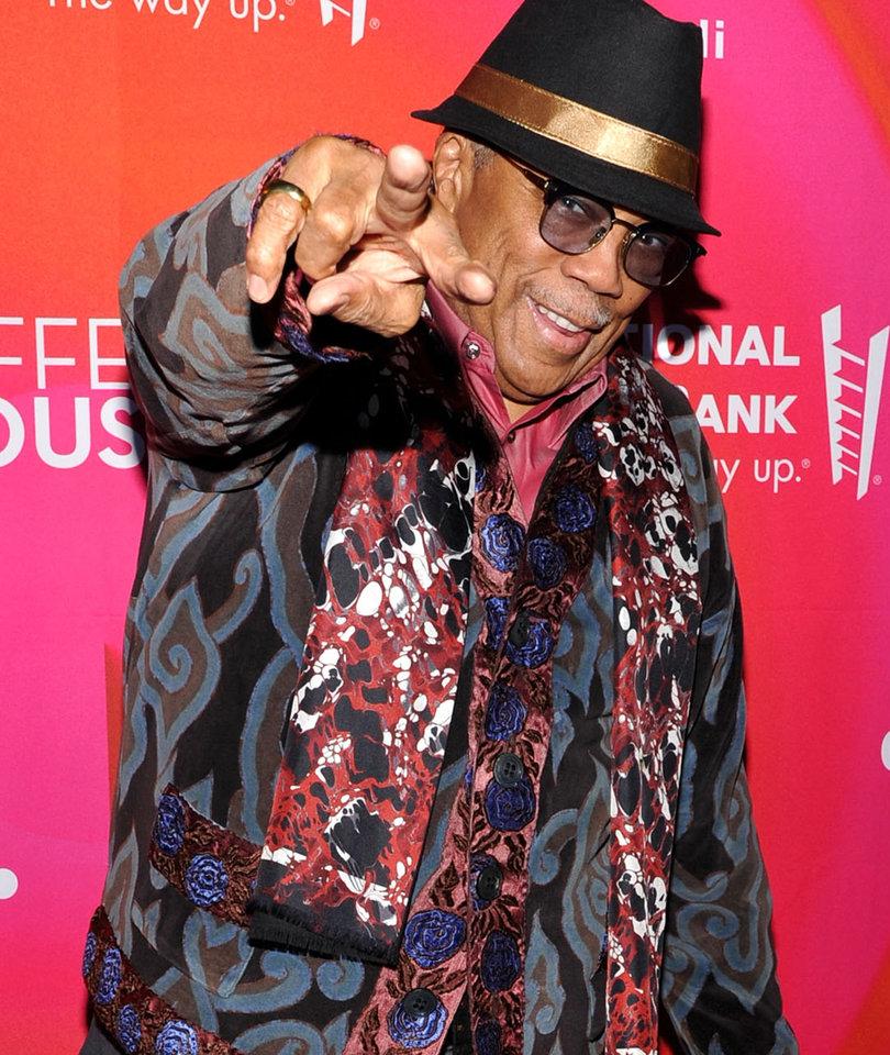 Quincy Jones Claims He 'Used to Date Ivanka Trump'