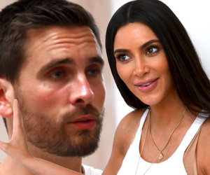 Nobody Told Scott Disick Kim Kardashian Was Having Another Kid