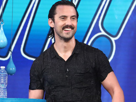 'This Is Us' Star Milo Ventimiglia Defends Crock-Pot, Then Gets Soaking Wet