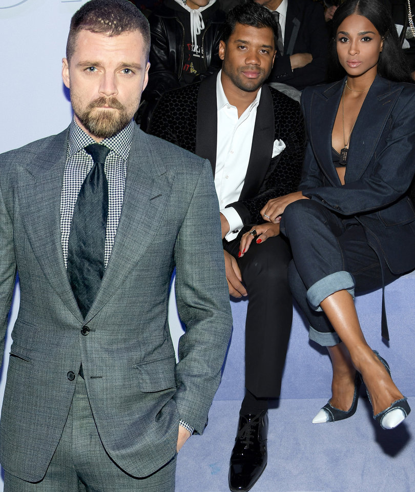 Hollywood's Hottest Men Head East for Men's New York Fashion Week