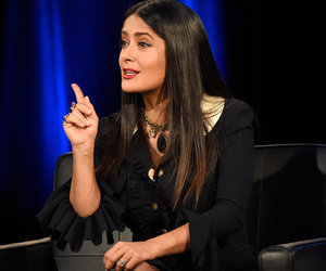 Salma Hayek Claims Weinstein Threatened to Break Her Kneecaps