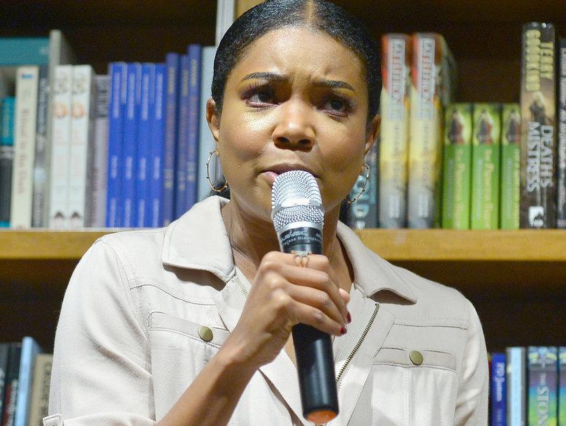 Why Gabrielle Union 'Cried A Lot' During Book Tour