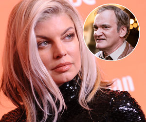 Fergie Clarifies Tarantino Bite Was Simply 'A Little Bit of Fun'