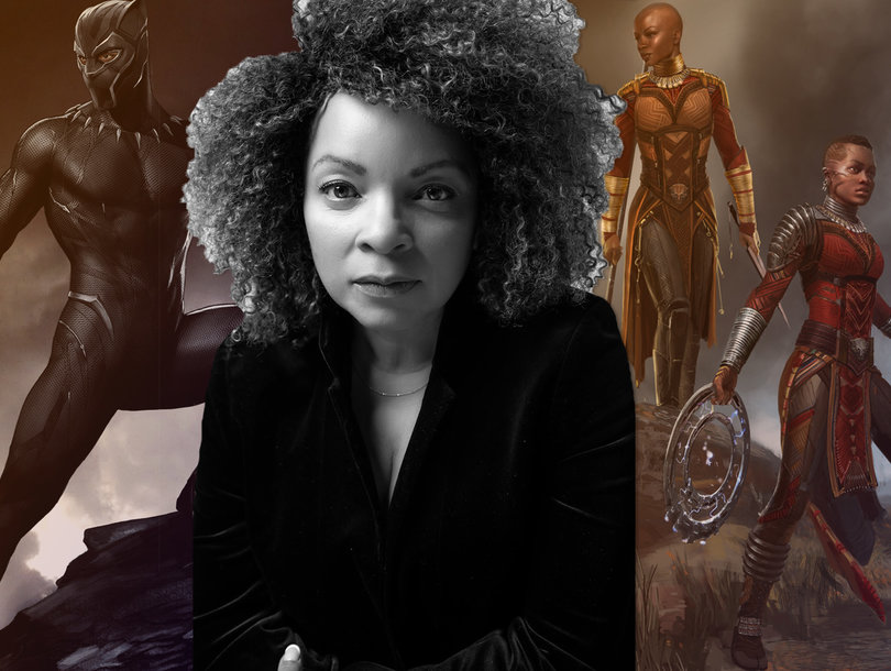 The Woman Who Dressed Wakanda: How African Tribes and Afropunk Inspired 'Black Panther' Costume Designer