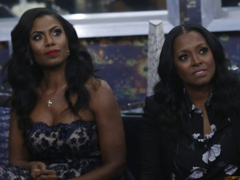 Omarosa and Keshia Knight Pulliam Get Into It Over Trump and Cosby