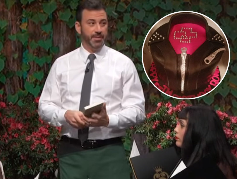 Jimmy Kimmel Dinner Sketch Proves Why It's a Slippery Slope to Deny Wedding Cake to Gay Couple