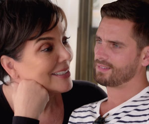 Awkward! Kris Jenner Grills Scott Disick on Dating 19-Year-Old