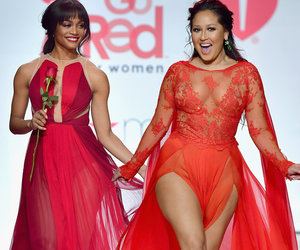 Adrienne Bailon, Rachel Lindsay Among Stars to Go Red For Women