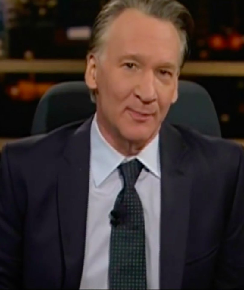 Bill Maher Uses 'Real Housewives' Analogy to Bash Trump's Reading Skills