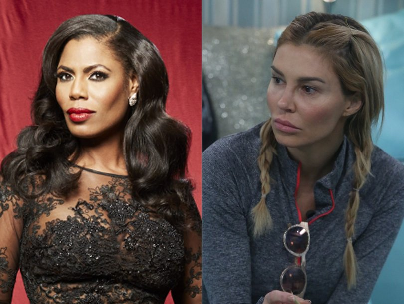 'Celebrity Big Brother' Eviction Blowout: Brandi Glanville Ain't Afraid of No Omarosa