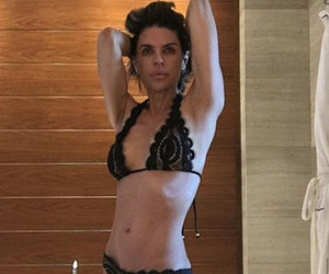Lisa Rinna's Bikini Body Looks Incredible In Latest Sexy Selfie
