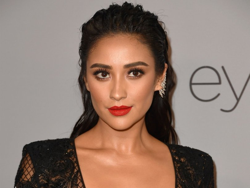 Shay Mitchell Streaks Topless Through Los Angeles -- And Shares the Video Proof
