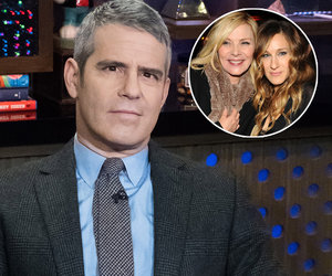 Andy Cohen Sides With SJP in 'Cat Fight of One' With Kim Cattrall