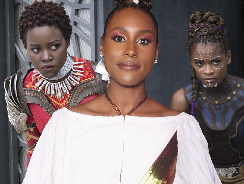 What 'Black Panther' Means to 'Insecure' Star Issa Rae