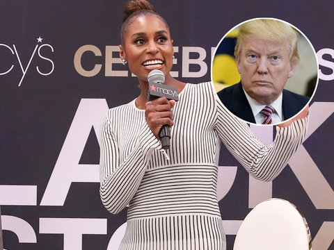 Why Issa Rae Won't Address Trump or #MeToo on 'Insecure'