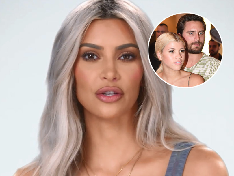 Kim Kardashian Finally Reveals How She Feels About Scott Disick Dating 19-Year-Old Sofia Richie