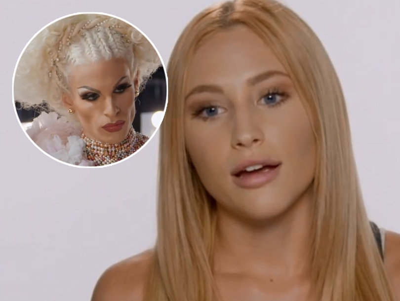 'America's Next Top Model' Meltdown: Drag Queens School Pro-Trump Contestant Who Feels Like 'Fish Out of Water'