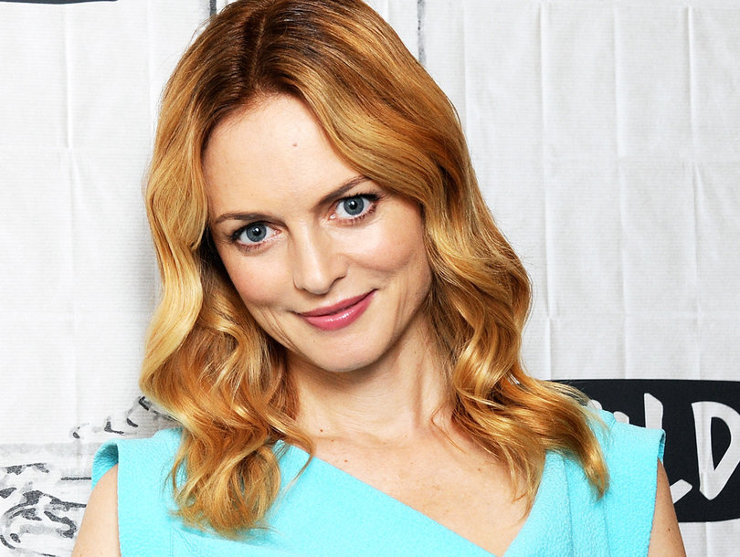 Heather Graham: 'All This Sexual Harassment Worked Out Great for Me'