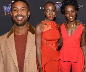 'Black Panther' Cast Steps Out to 'Welcome To Wakanda' NYFW Showcase