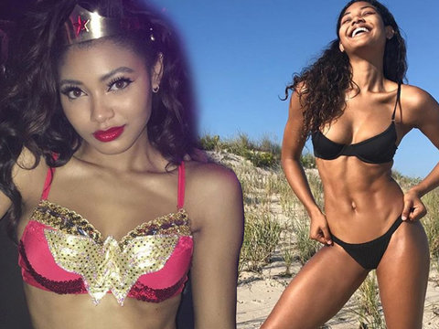 17 Hottest Shots of Sports Illustrated Swimsuit Cover Girl Danielle Herrington