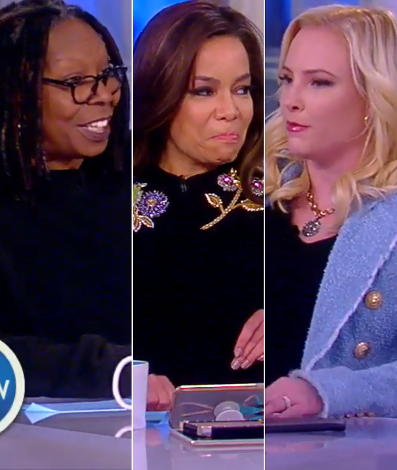 'View' Ignores Omarosa's Mike Pence Warning, Says He'd Be Better POTUS