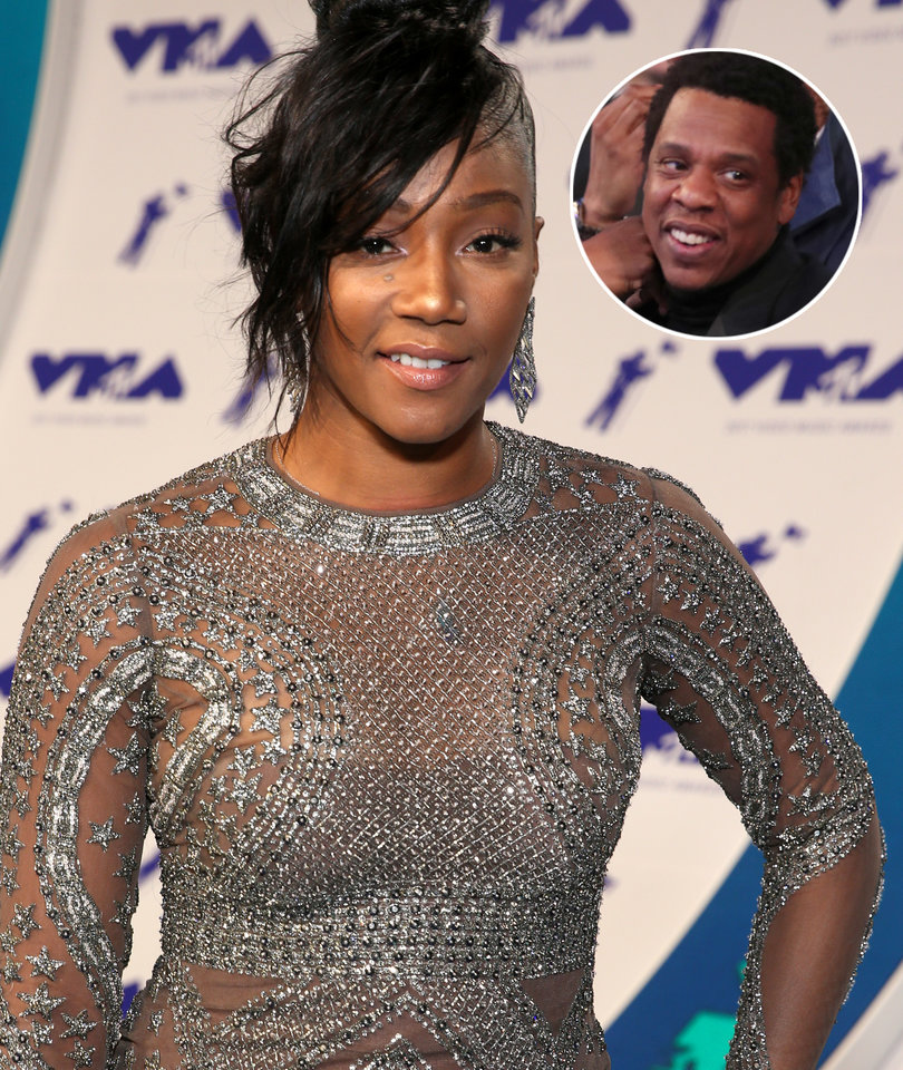 Tiffany Haddish Spills on Beyonce Getting Protective Over Jay-Z