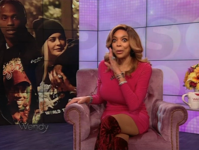 Wendy Williams Thinks Kylie Jenner's Baby Daddy Travis Scott Will 'Flee the Scene by Summer'