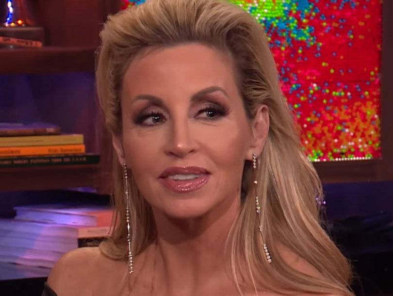 Is Camille Grammer Rejoining 'Real Housewives of Beverly Hills'? Here's Everything She Spilled on 'WWHL'