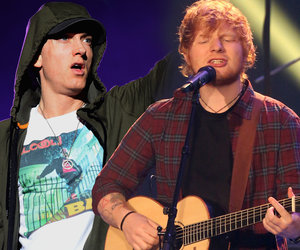 Eminem and Ed Sheeran Release Anti-Valentine's Day Music Video 'River'