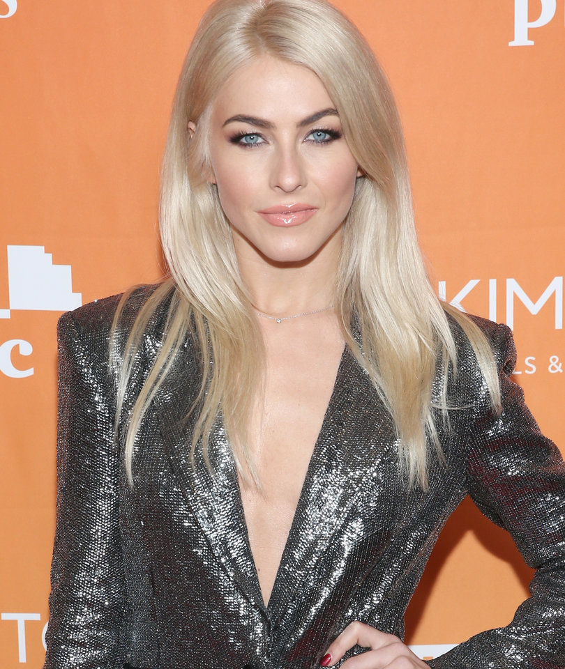 Julianne Hough Is a 'Ruby Red Valentine' After Becoming a Ginger