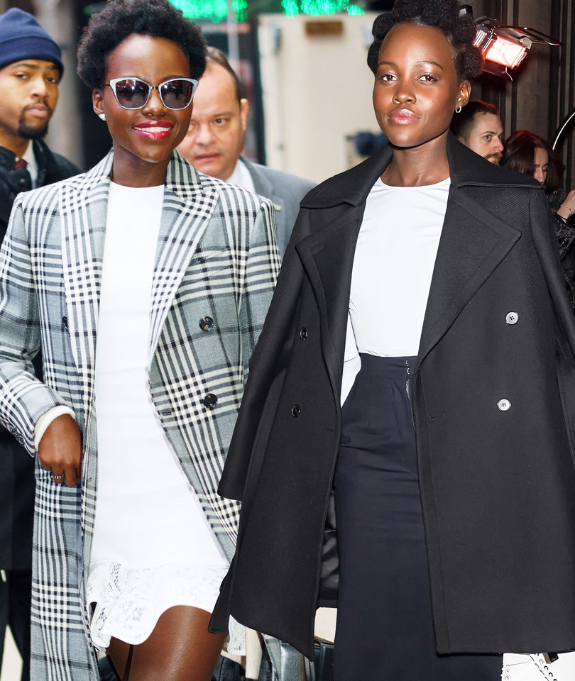 14 Photos That Prove Lupita Nyong'o Should Be on the Runway at NYFW
