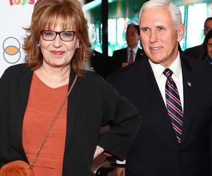 Mike Pence Blasts Joy Behar for Making 'Mental Illness' Joke About His Religious Beliefs