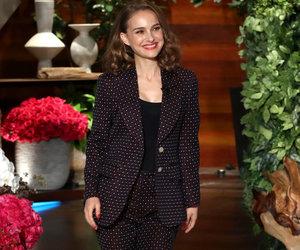Natalie Portman Forks Over $1,000 After Losing Bet to Ellen DeGeneres