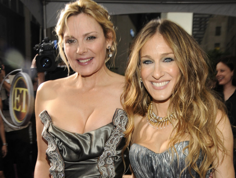 Sarah Jessica Parker Dismisses Notion of Feud With Kim Cattrall: 'There Was No Fight'