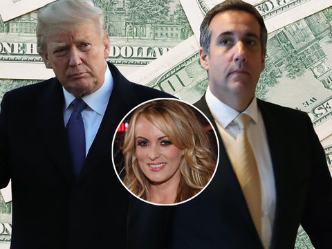 Twitter Ridicules Trump's Lawyer for Paying Stormy Daniels Out of Pocket