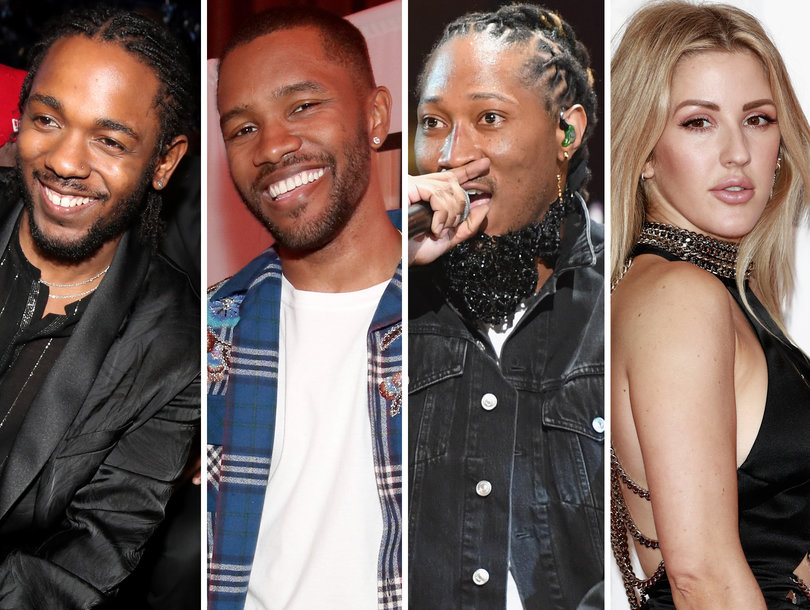 16 Songs You Gotta Hear on #NewMusicFriday: Kendrick Lamar, Frank Ocean, Future, Ellie Goulding