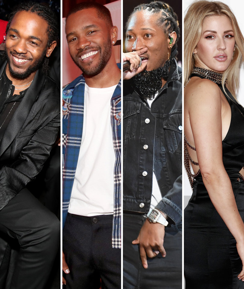 16 Songs You Gotta Hear: Kendrick Lamar, Ellie Goulding