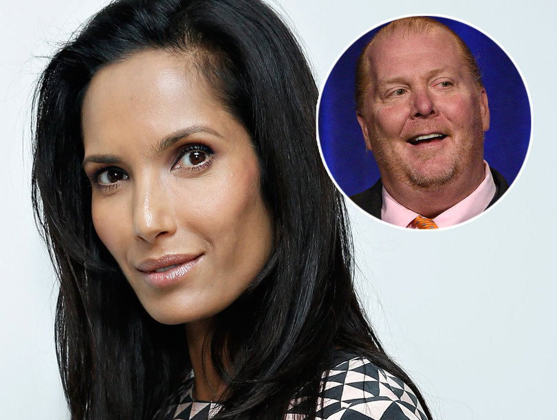 Padma Lakshmi 'Dismayed' Mario Batali's Sexual Misconduct Apology Came With Cinnamon Roll Recipe