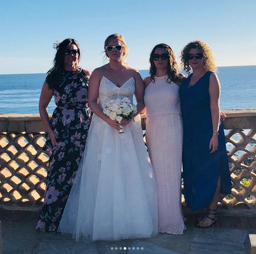 Amy Schumer Wedding Insta6