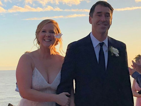 5 Things You Need to Know About Amy Schumer's Surprise Husband