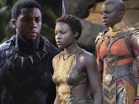 'Black Panther' Shatters Another Massive Record