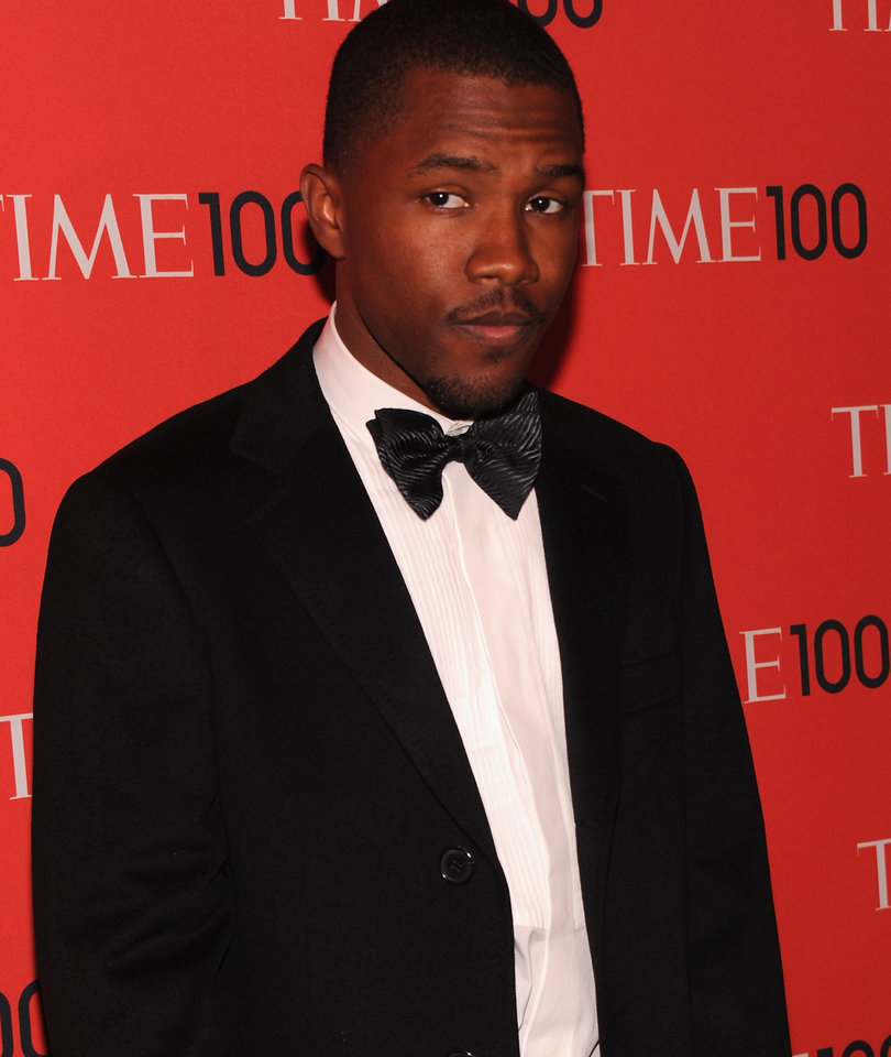 Frank Ocean's 'Moon River' Cover Has Twitter in Tears