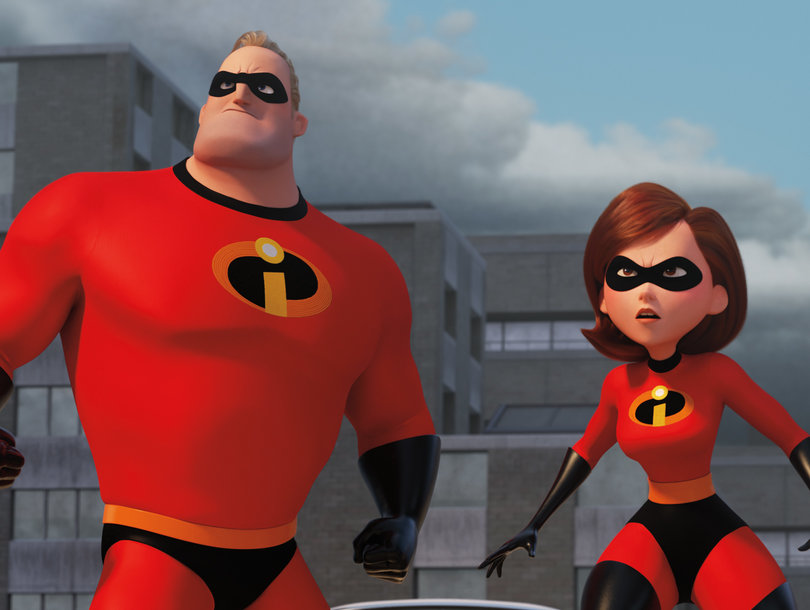 'The Incredibles 2' First Full Trailer Is Here and Mr. Incredible Is a Super Stay-at-Home Dad
