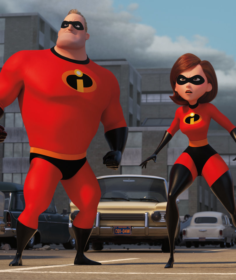 Mr. Incredible Is Super Stay-At-Home Dad in First 'Incredibles 2' Trailer