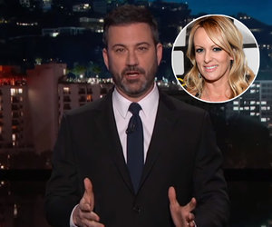 Kimmel Makes Law Firm Commercial as Dumb as Trump Lawyer's Story Daniels Story