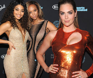 Bikini Models Get Dolled Up for Sports Illustrated Swimsuit Launch Party