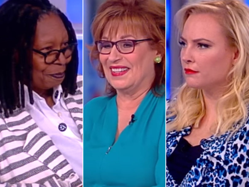 'The View' Responds to Mike Pence Complaining Show Promotes 'Religious Intolerance'